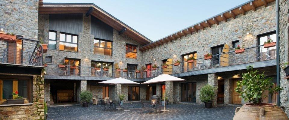 Hotel Rural Cal Miquel d'Anserall, La Vall d'Aguilar