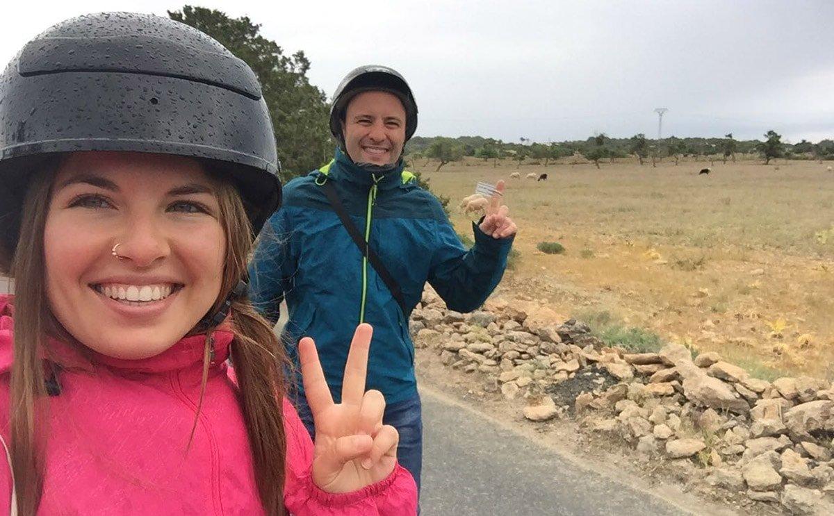 Lloguer de moto a Formentera