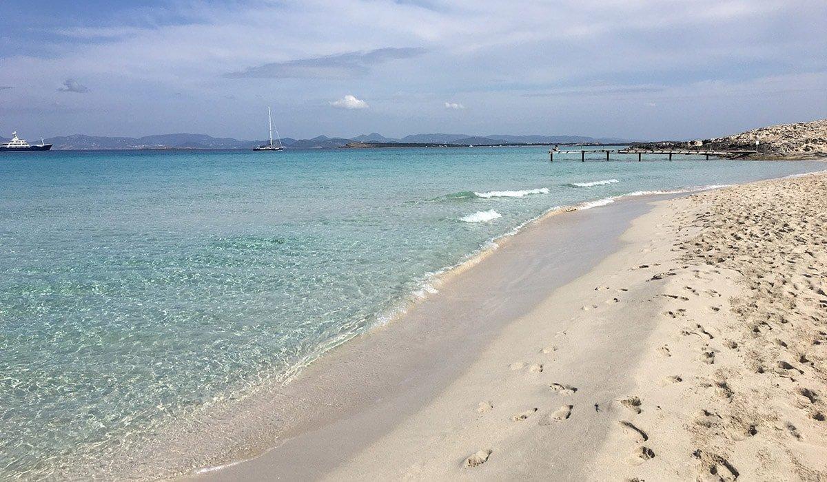 Platja Ses Illetes de Formentera