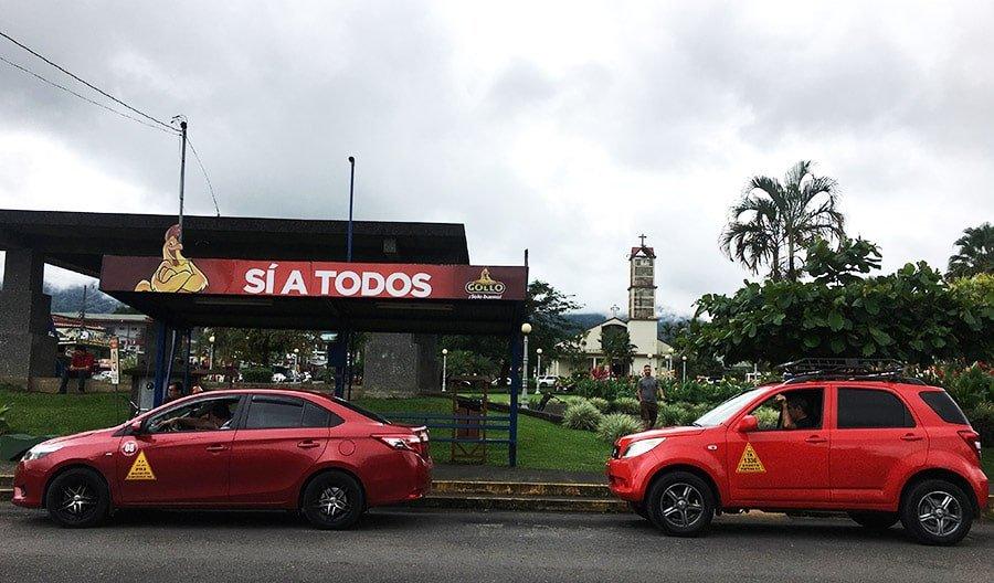 Centre de La Fortuna