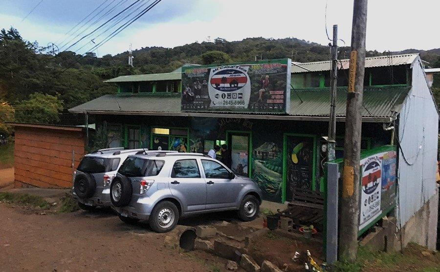 Allotjament Mi Casa Tica, Santa Elena