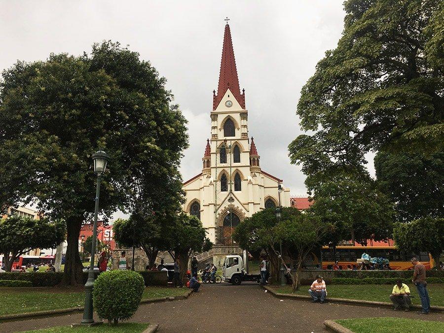 Església de Nuestra Señora de La Merced
