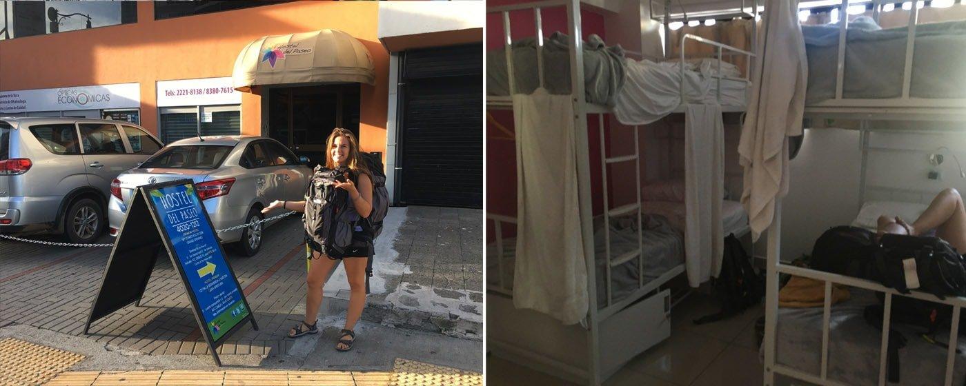 Allotjament Hostel del Paseo, San José