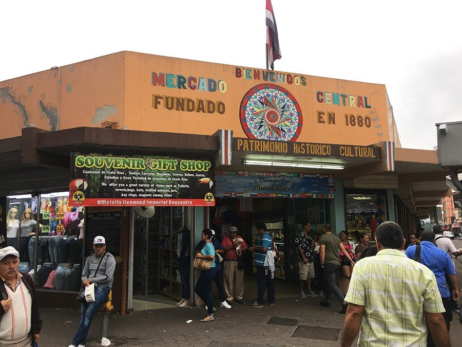 Mercat Central de San José