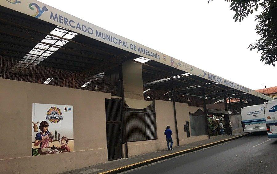 Mercat municipal d'Artesania