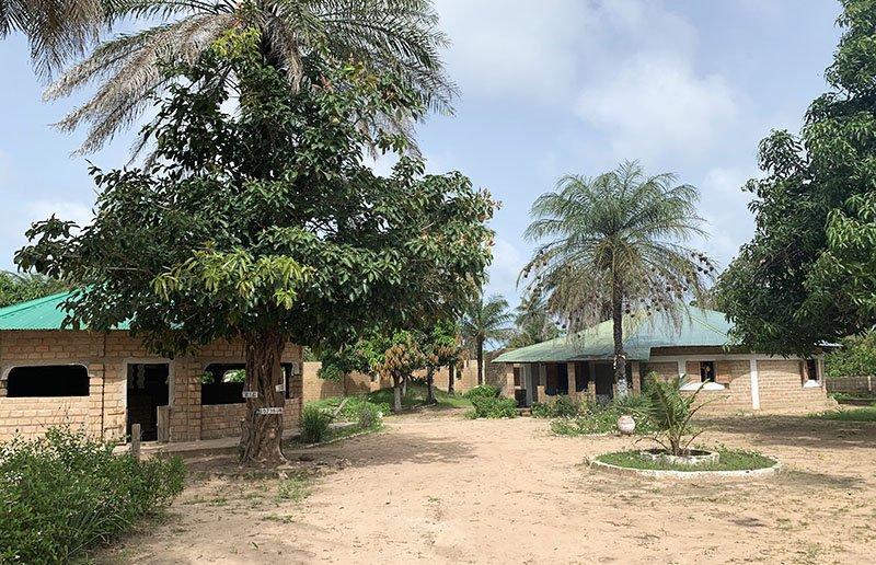 Allotjament 'Tu Casa en África', Abéné