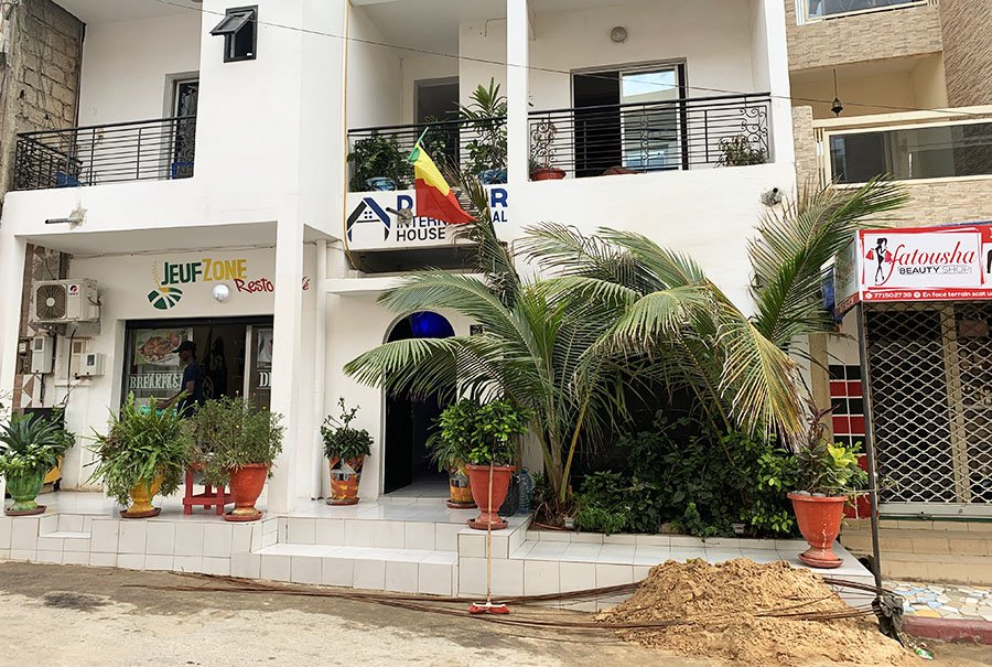 Hotel Dakar International House