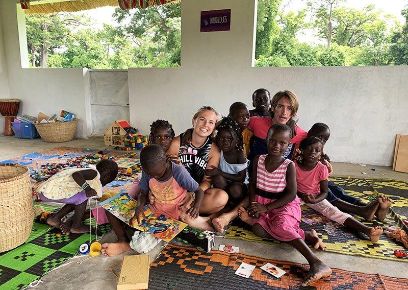 Ludoteca Kadiamor Senegal